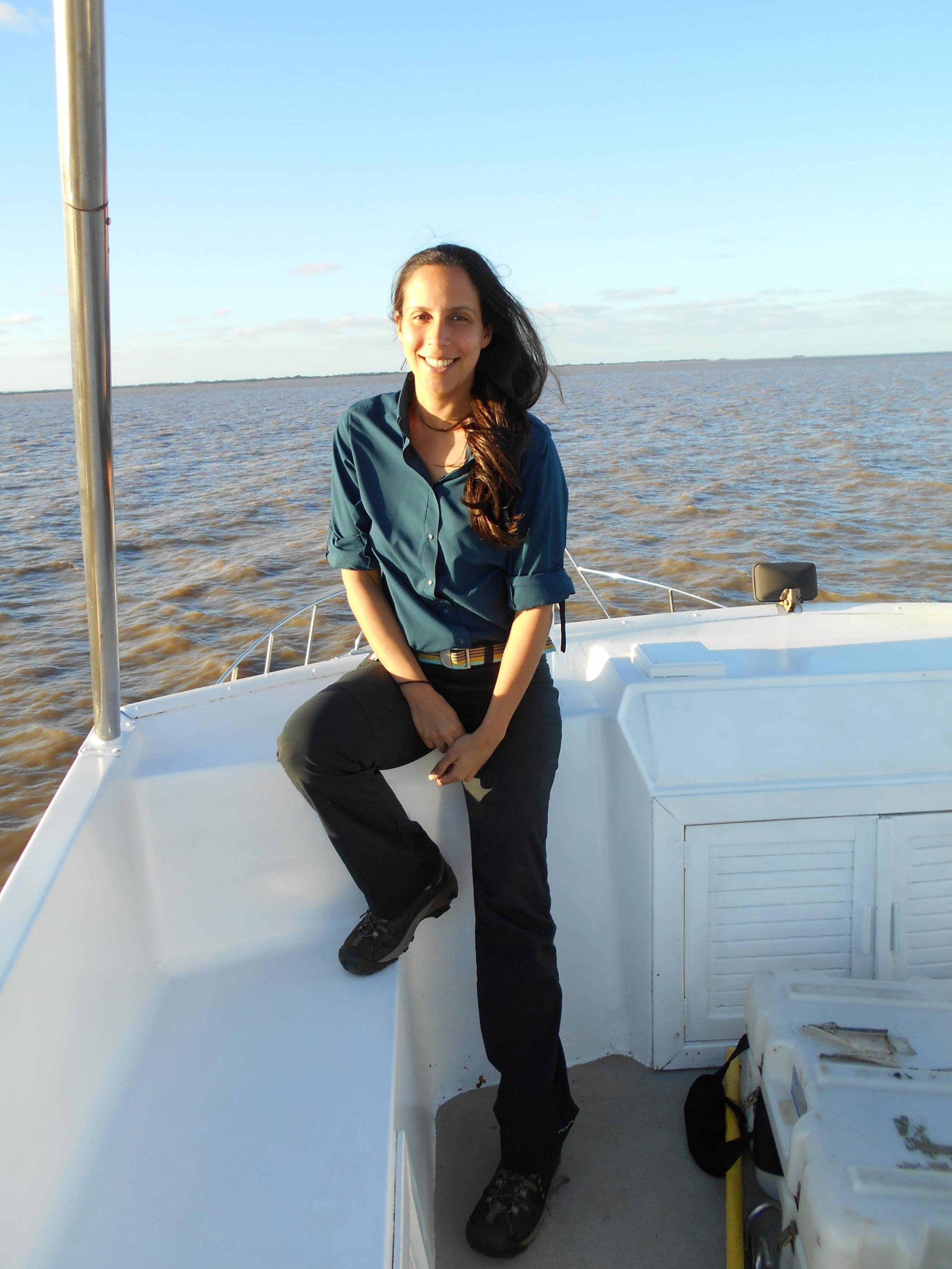 Inia Soto Ramos buque oceanográfico