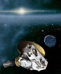Actualización sobre New Horizons (Nuevos Horizontes, 200 píxeles)