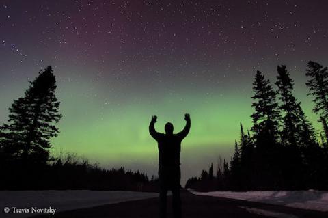 Solar Activity Heats Up (aurora, 550px)