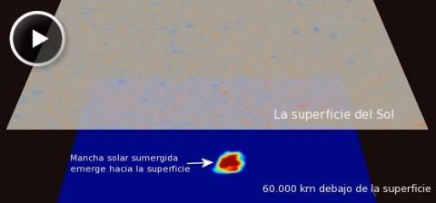 Sunspot Breakthrough (splash soho, 558px)