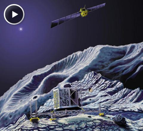 Rosetta (splash)