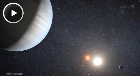 Weird Planets (splash)