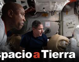Espacio a Tierra 01-22-21