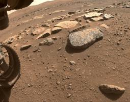 Roca marciana