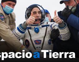 Espacio a Tierra 23 de octubre de 2020