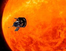 La sonda solar Parker, una misión para tocar el Sol
