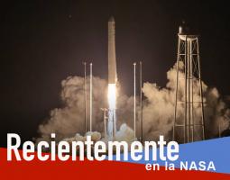 Recientemente en la NASA 2 de octubre de 2020