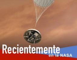 Recientemente en la NASA - 30 de octubre de 2020