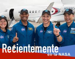 Recientemente en la NASA - 13 de noviembre de 2020
