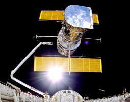 Telescopio espacial Hubble de la NASA