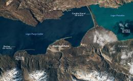 Islas argentinas de Pueyrredón y Galápagos