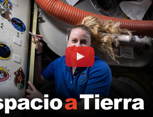 Espacio a Tierra 04-16-21