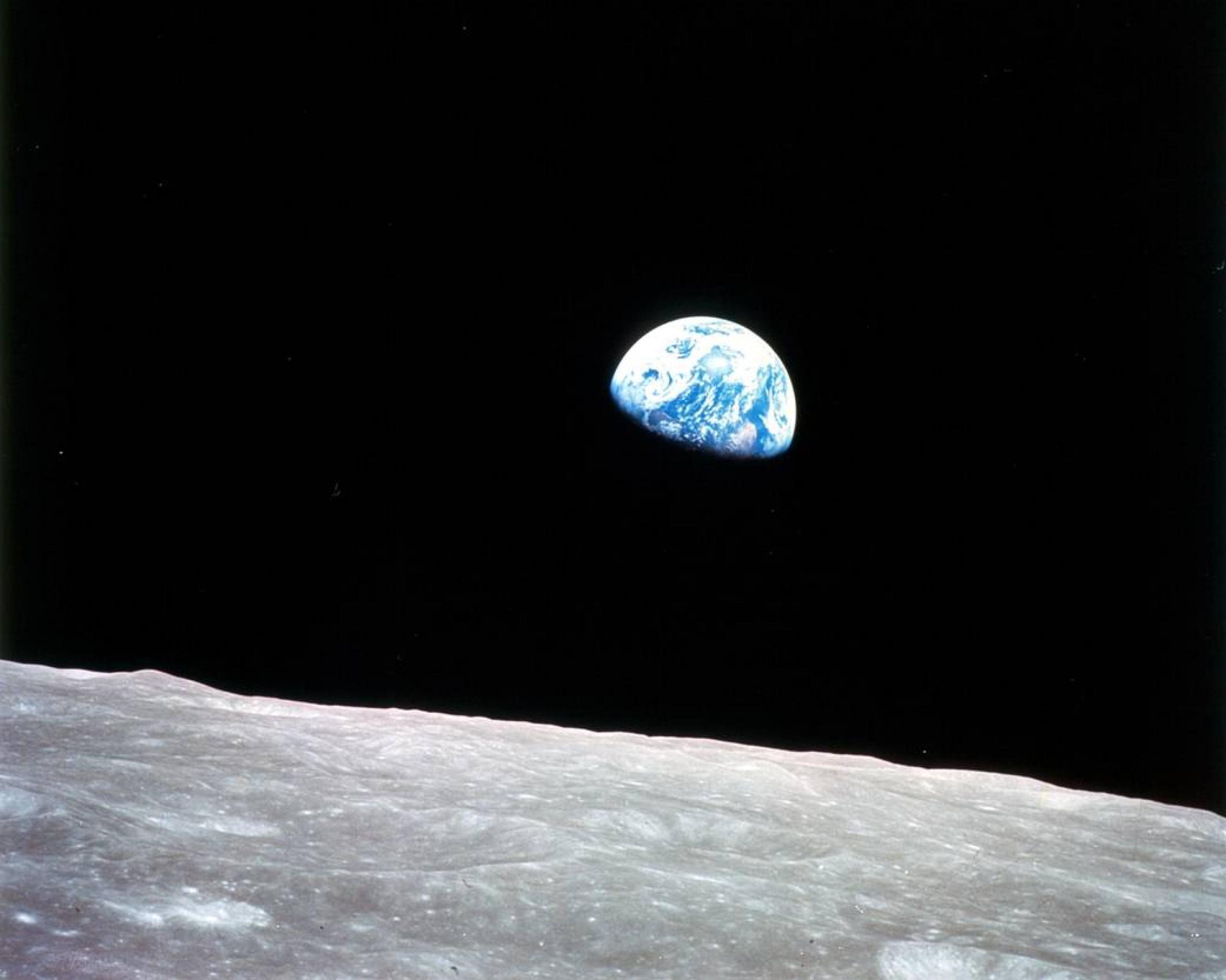 Amanecer de la Tierra