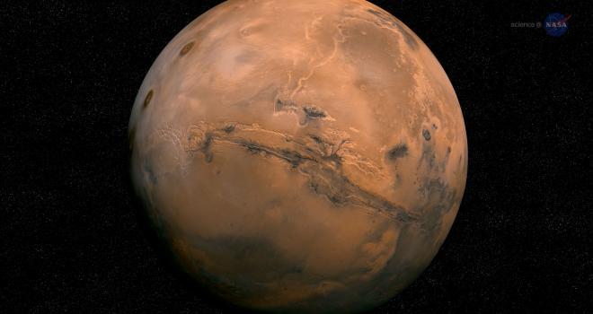Nuevos descubrimientos sobre el Planeta Rojo