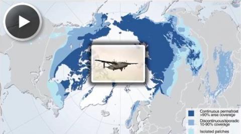 Arctic Permafrost (splash)