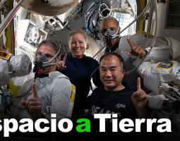 Espacio a Tierra 02-05-21