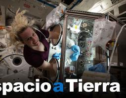 Espacio a Tierra 12-18-20