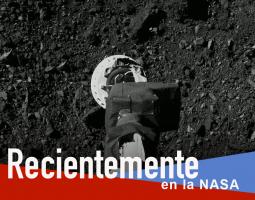 Recientemente en la NASA - 23 de octubre de 2020