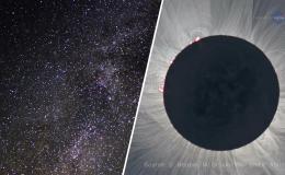 La lluvia de meteoros Perseidas alcanzará su punto máximo el 11, 12 y 13 de agosto y, en Estados Unidos, se podrá ver un eclipse total de Sol de costa a costa, el 21 de agosto.