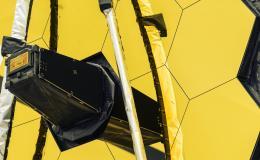 Espejos del telescopio espacial James Webb