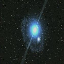 Hubble Gamma Ray Burst