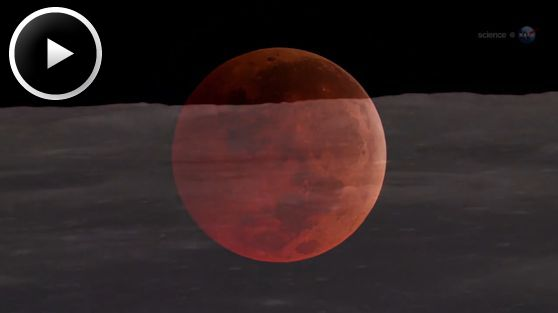 A Tetrad of Lunar Eclipses | Science Mission Directorate