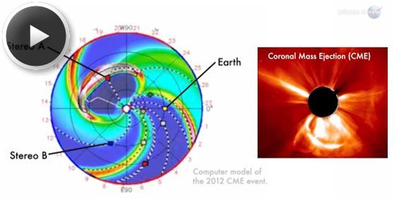 solar flare 2012 misses earth - photo #34