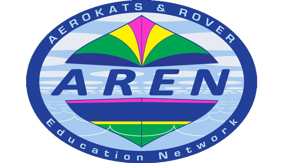 Logo for Aerokats and Rover Education Network