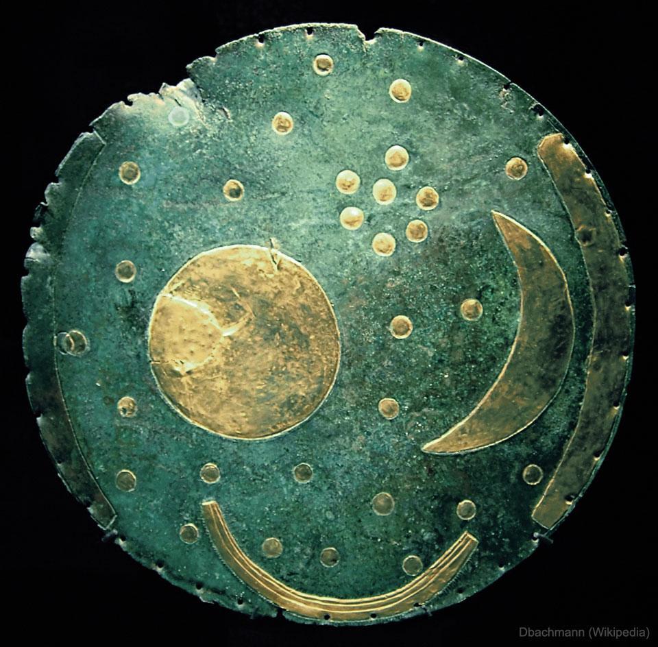 The Nebra Sky Disk | Science Mission Directorate
