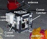 meteor balloon payload