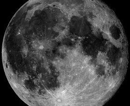 a picture of the full moon