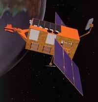 image of RXTE telescope