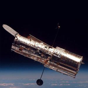 image of hubble space telescope