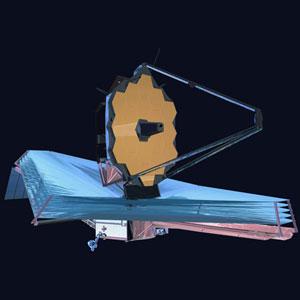 image of james webb space telescope