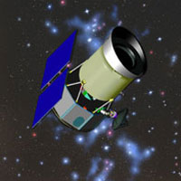 image of wise telescope