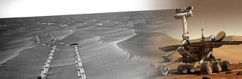 Mars Rover Update (Opportunity, 568px)