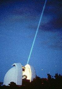 Old Robot Beams Surprising Flashes to Earth (McDonald Observatory, 200px)