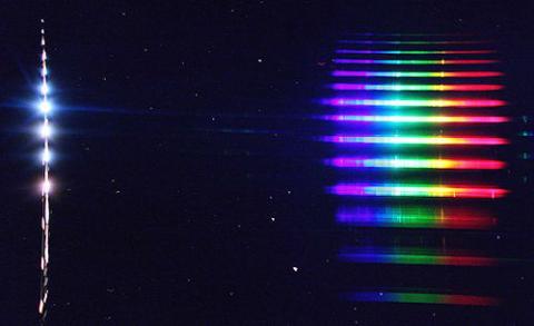 Hayabusa Video (spectra, 500px)