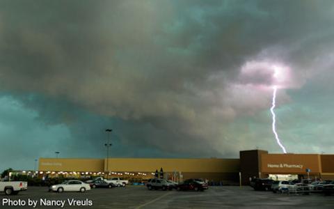 Tornado Story (storm clouds)