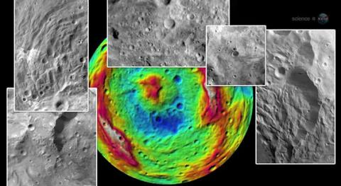 "Vesta ""Smallest Terrestrial Planet?"" (splash,558px)"