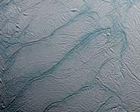 Microbes on Enceladus? (fissures, 200px)
