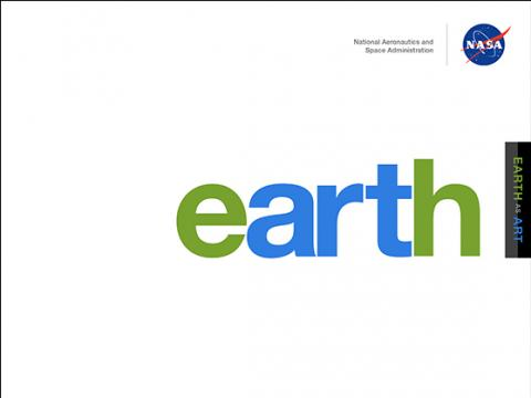 NASA Earth As Art App Landing