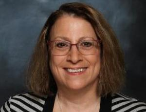 Portrait photo of Professor Lynn Cominsky