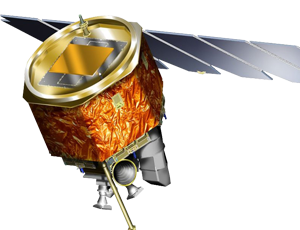 AIM spacecraft icon