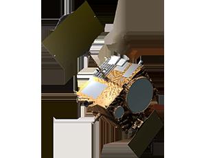 Illustration of Akatuski spacecraft