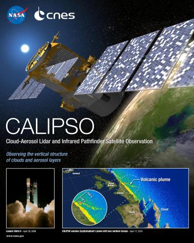 Calipso Mission Poster