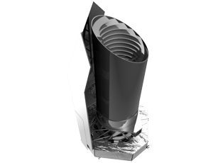 Euclid spacecraft icon