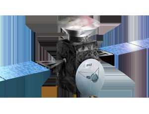 Exo Mars Orbiter spacecraft icon