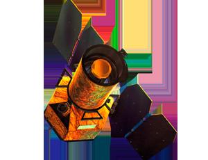 GALEX spacecraft icon