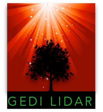 GEDI mission logo